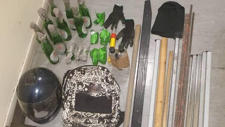 Σοβαρά επεισόδια και τραυματισμοί αστυνομικών μετά το Παναθηναϊκός–ΠΑΟΚ