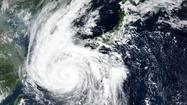 Ιαπωνία: Χιλιάδες άνθρωποι εκκένωσαν τις εστίες τους ενόψει της επέλασης του τυφώνα Χάισεν