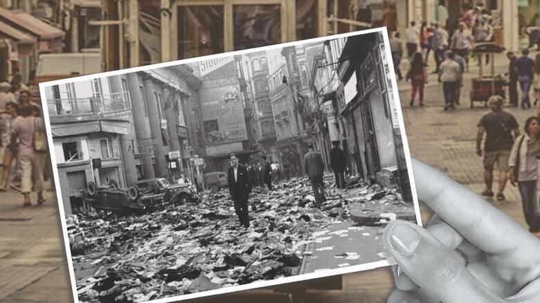 65 χρόνια Σεπτεμβριανά: Εκδήλωση από την ομάδα «Ρωμηών Πράξεις» για τη Νύχτα Κρυστάλλων της Πόλης