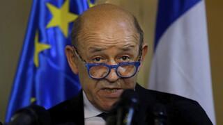 Γάλλος ΥΠΕΞ: Έχουμε πολλά μέτρα στο τραπέζι και ο Ερντογάν το γνωρίζει