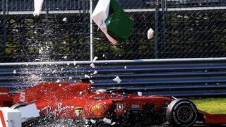 Τρομακτικό ατύχημα στην F1: Σφοδρή σύγκρουση του Λεκλέρκ