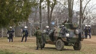 Έβρος: «Φρούριο» με drones, θερμικές κάμερες και θωρακισμένα τζιπ