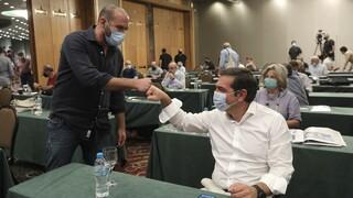 Εξελέγη ο Τζανακόπουλος γραμματέας του ΣΥΡΙΖΑ – 29 λευκά από τους «σκληρούς» των τάσεων