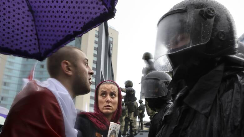 Λευκορωσία: 633 συλλήψεις διαδηλωτών σε κινητοποιήσεις κατά του Λουκασένκο