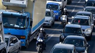 Κυκλοφοριακό χάος στον Κηφισό λόγω τροχαίου
