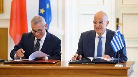 Δένδιας: Ξέρουμε τις ανησυχίες της Μάλτας, να μην γίνονται όμως εκπτώσεις στις αξίες μας