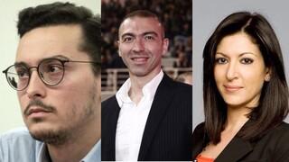 ΣΥΡΙΖΑ: Οι νέοι αναπληρωτές εκπρόσωποι μιλάνε στο CNN Greece