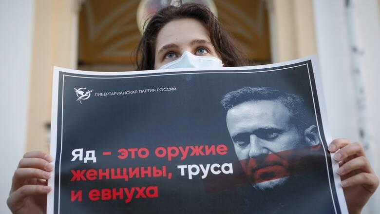Υπόθεση Ναβάλνι: Εκλήθη από το βρετανικό ΥΠΕΞ ο Ρώσος πρέσβης στη Βρετανία