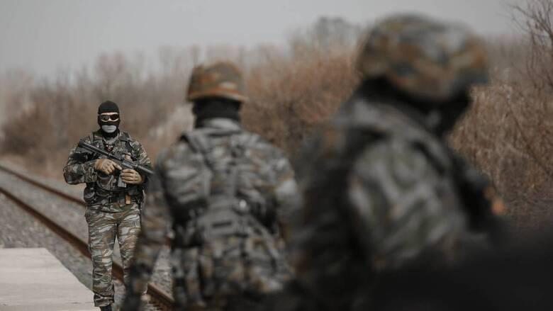 Ένοπλες δυνάμεις: 12 χιλιάδες προσλήψεις για θωράκιση των συνόρων
