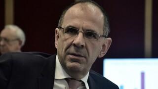 Γεραπετρίτης: Χρονιά ανάκαμψης της ελληνικής οικονομίας, το 2021