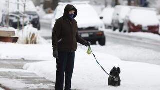 Κολοράντο: Σε επιφυλακή για δραματική πτώση της θερμοκρασίας - Αναμένεται ακόμη και χιόνι!