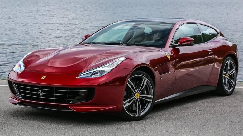 Τέλος εποχής για τη μόνη μέχρι στιγμής Ferrari με θέσεις για τέσσερις, τη GTC4Lusso