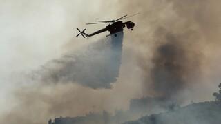 Πολύ υψηλός ο κίνδυνος πυρκαγιάς σήμερα σε επτά περιφέρειες (χάρτης)