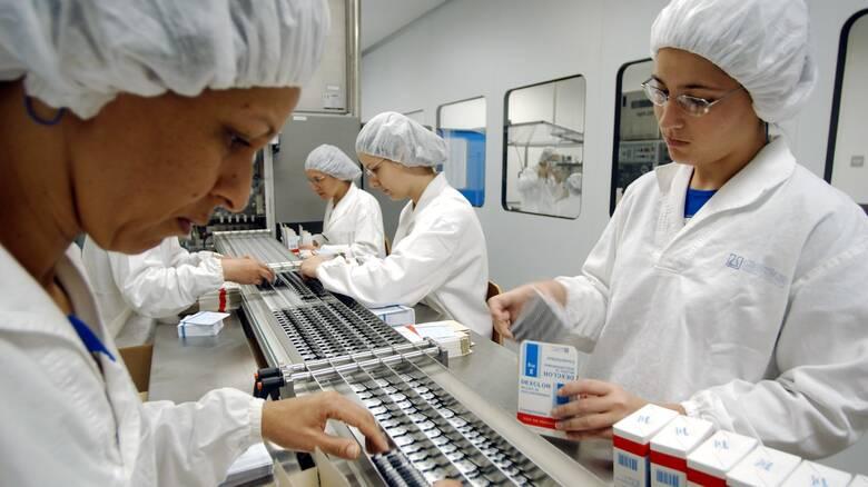 Η ελληνική φαρμακοβιομηχανία σε τροχιά παραγωγικής ανασυγκρότησης