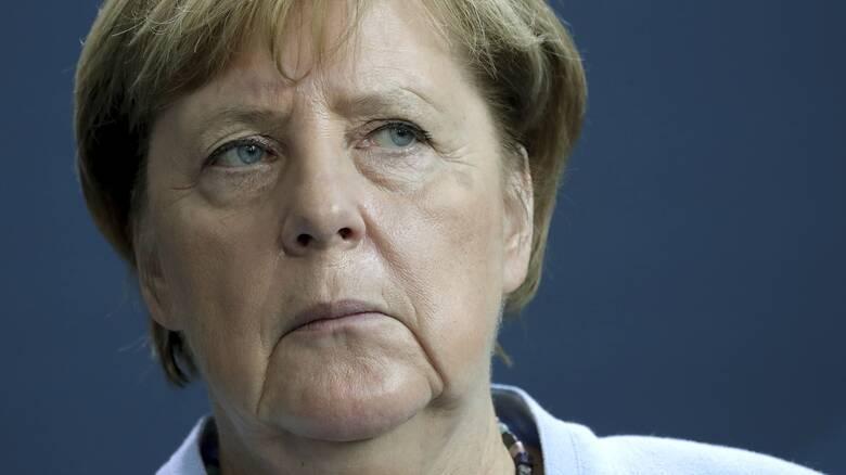 Γερμανία: «Φρένο» από Μέρκελ στη συζήτηση για διακοπή της κατασκευής του αγωγού Nord Stream 2