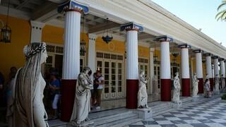 Κέρκυρα: Μνημόνιο Συνεργασίας μεταξύ ΕΤΑΔ και ΥΠΠΟΑ για την αναβάθμιση του Αχιλλείου