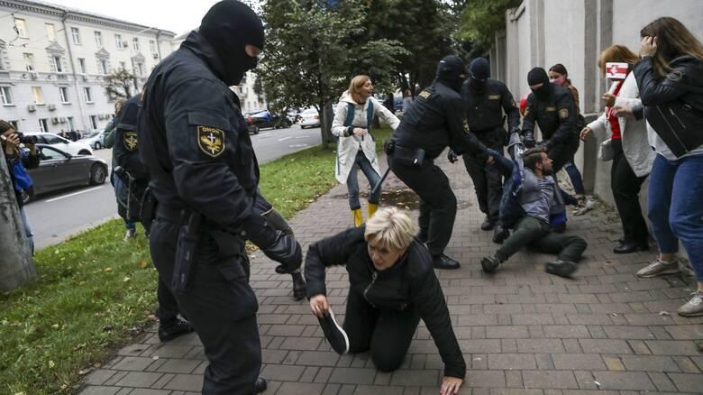 Λουκασένκο: Δεν παραιτούμαι - Αν πέσει η Λευκορωσία, πέφτει η Ρωσία