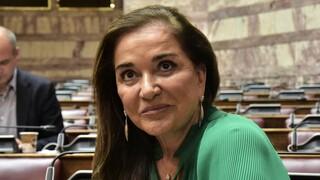 Μπακογιάννη: Υπέρ του ελληνοτουρκικού διαλόγου, αλλά όχι υπό απειλή πολέμου