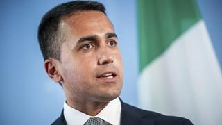 Ντι Μάιο: Εκφράσαμε την συμπαράστασή μας προς την Ελλάδα και Κύπρο