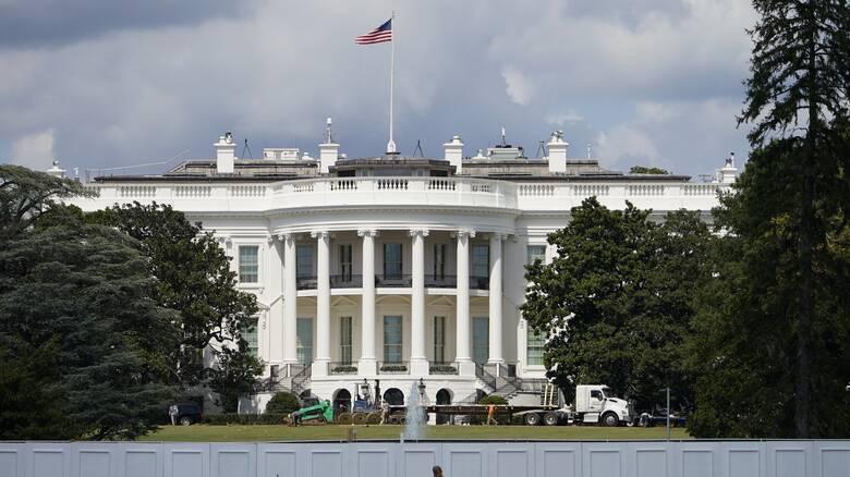 Λευκός Οίκος: Από τις 12 Σεπτεμβρίου ανοίγει ξανά για το κοινό