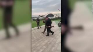 Λευκορωσία: Νέα βίαιη σύλληψη αντιπολιτευόμενου πολιτικού από μασκοφόρους με πολιτικά