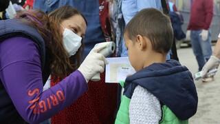 Με τρεις πτήσεις τσάρτερ μεταφέρονται στη Βόρεια Ελλάδα τα ασυνόδευτα παιδιά της Μόριας