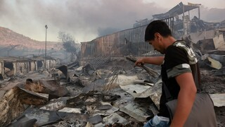 Φωτιά στη Μόρια: Η Γερμανία θα προσφέρει βοήθεια στην Ελλάδα