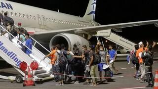 Στη Θεσσαλονίκη με τσάρτερ τα ασυνόδευτα προσφυγόπουλα