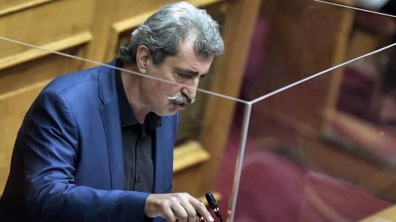 Τραγούδι του Καζαντζίδη έπαιξε στη Βουλή ο Πολάκης
