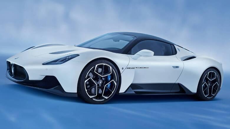 Αυτοκίνητο: H Maserati έχει με την επιβλητική MC20 και πάλι ένα super car στη γκάμα της