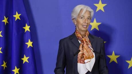 Λαγκάρντ: Ισχυρή ανάκαμψη της οικονομικής δραστηριότητας στη ζώνη του ευρώ