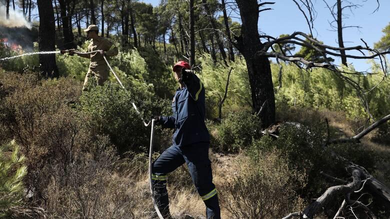 ΥΠΕΣ: Ενίσχυση 500.000 ευρώ στους πυρόπληκτους Δήμους Σαρωνικού και Λαυρεωτικής