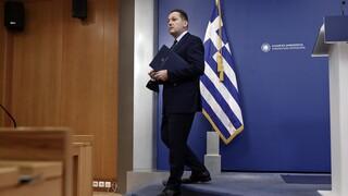 Πέτσας στο CNN Greece:Μειώσεις φόρων και εισφορών στο μεταρρυθμιστικό πρόγραμμα