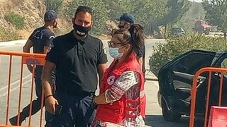 Ο Ελληνικός Ερυθρός Σταυρός σε πλήρη ετοιμότητα για βοήθεια στη Μυτιλήνη