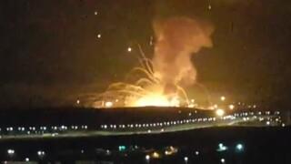 Συναγερμός στην Ιορδανία: Μεγάλες εκρήξεις σε στρατιωτική βάση στην πόλη Ζάρκα