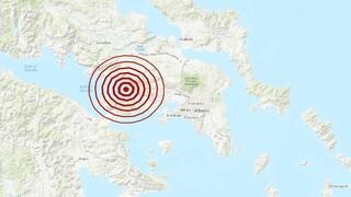 Σεισμός κοντά στις Αλκυονίδες - Αισθητός και στην Αττική