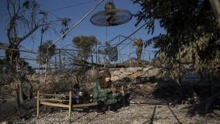 Στέιτ Ντιπάρτμεντ: Λυπούμαστε για τις πυρκαγιές στη Μόρια, εκτιμούμε τις προσπάθειες της Αθήνας