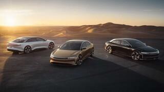 Αυτοκίνητο: To σούπερ ηλεκτρικό Lucid Air εντυπωσιάζει και πετά το γάντι στο Tesla Model S