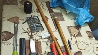 Σουβλιά και ναρκωτικά σε κελιά βαρυποινιτών των φυλακών Κορυδαλλού