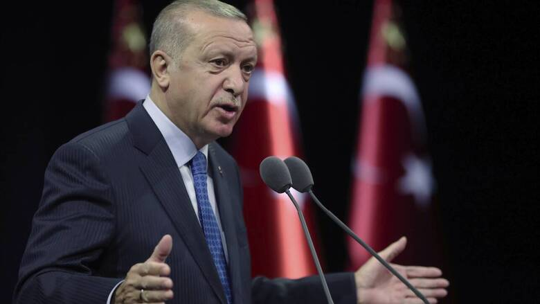 Ερντογάν: Μακρόν, θα έχεις προβλήματα με εμένα - Η Ελλάδα παίρνει λάθος δρόμο