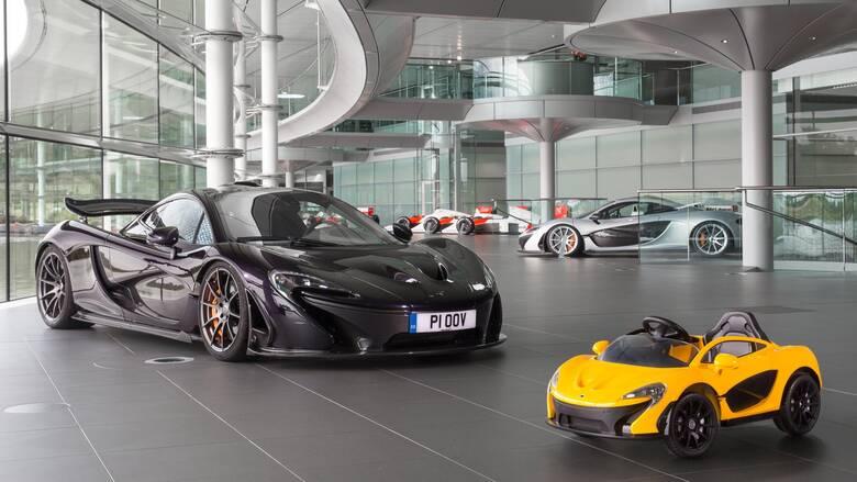 Αυτοκίνητο: Γιατί η McLaren πουλά το εντυπωσιακό αρχηγείο της;