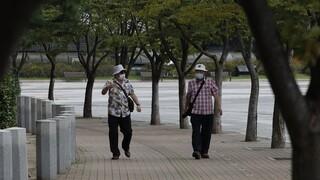 Νότια Κορέα - Κορωνοϊός: Χαλαρώνουν προσωρινά τα μέτρα στη Σεούλ