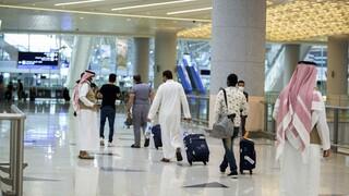 Σαουδική Αραβία: Αίρει ορισμένους περιορισμούς στις διεθνείς πτήσεις