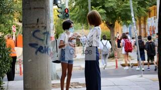 Ρεπορτάζ CNN Greece: Διαφορετικό «πρώτο κουδούνι» με μάσκες και αντισηπτικά