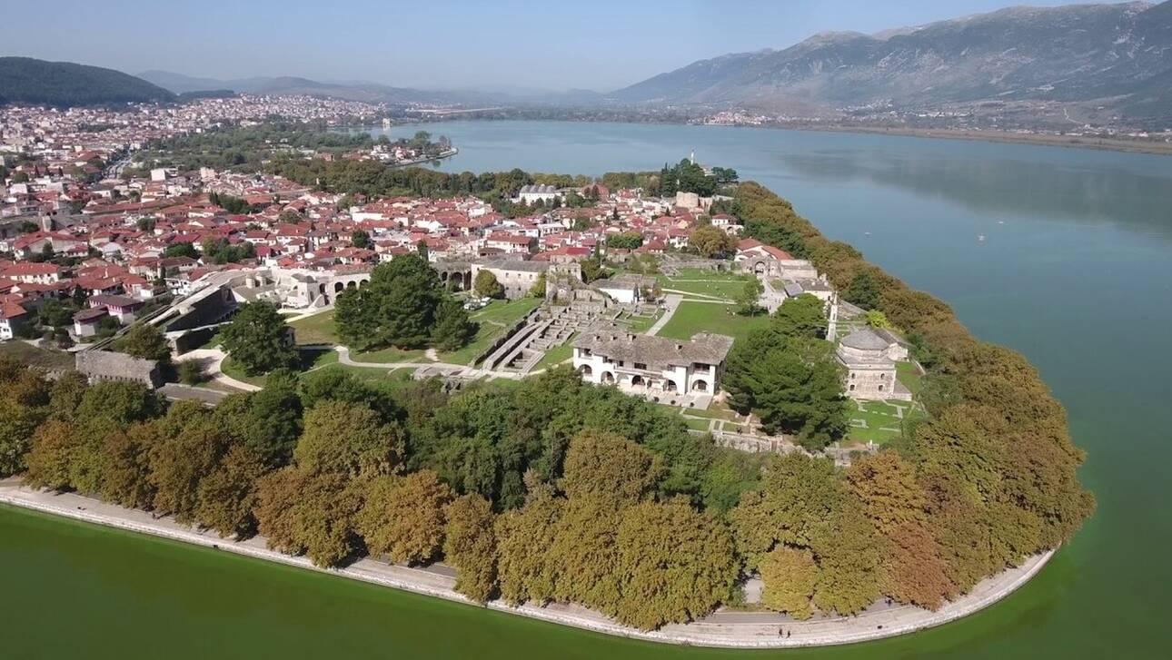Ιωάννινα: Η αποκατάσταση των Οθωμανικών Λουτρών μετατρέπει το Κάστρο σε κέντρο πολιτισμού