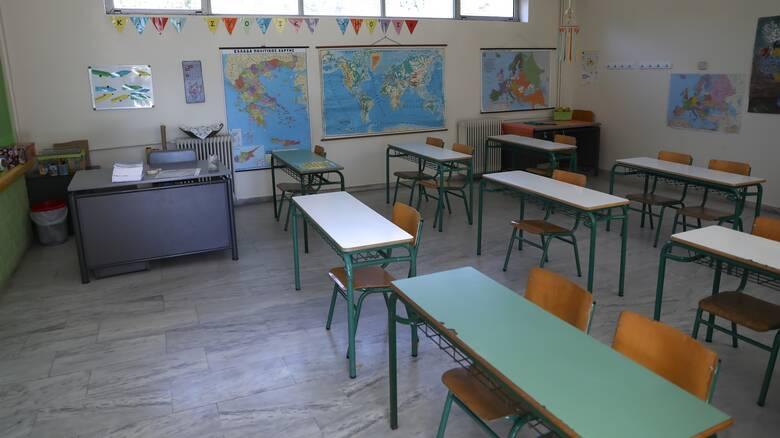 Άνοιξαν τα σχολεία: «Μαζί» κάνουν ποδαρικό στη νέα χρονιά οι τέσσερις μαθητές από Αρκιούς και Γαύδο