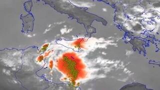 Μεσογειακός κυκλώνας: Ποιες είναι οι πιθανότητες να «χτυπήσει» την Ελλάδα