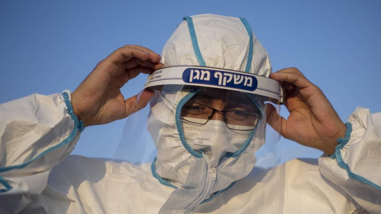 Covid-19: Η περίπτωση του Ισραήλ προκαλεί παγκόσμια ανησυχία