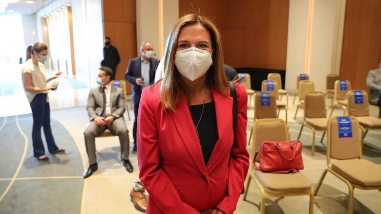 70η Σύνοδος της Περιφερειακής Επιτροπής του ΠΟΥ - Ράπτη: Δεν νοείται υγεία χωρίς ψυχική υγεία
