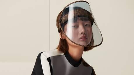 Κορωνοϊός: Μάσκες προστασίας αξίας 1.000 δολαρίων από τον οίκο Louis Vuitton